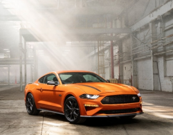 Ford Recalls Mustangs For Camera Problems