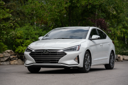 Hyundai Recalls Elantra Cars At Risk of Stability Problems