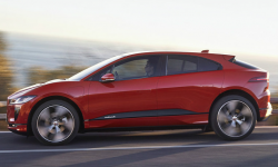 Jaguar Recalls One I-PACE For Seat Frame Problems