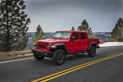 Jeep Gladiator Recall Issued For Fractured Driveshafts
