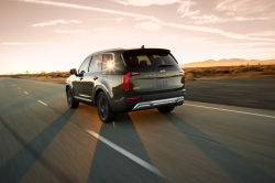 Kia Telluride SUVs Recalled For Trailer Brake Light Failures