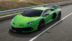 Lamborghini Aventador SVJ Coupe and Roadster Recalled