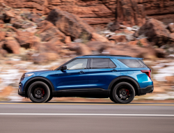 Ford Recalls 2020 Explorers and Lincoln Aviators