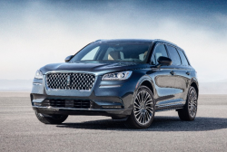 Lincoln Corsair SUVs Recalled Due To Coil Spring Problems