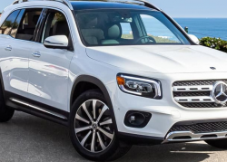 Mercedes Recalls GLB250 SUVs For Airbag Problems