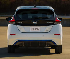 Recall: Nissan LEAF Backup Camera Not Working