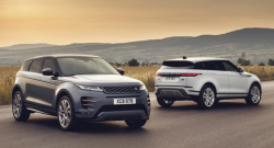 2020 Range Rover Evoques Recalled For Windshield Washer Failures
