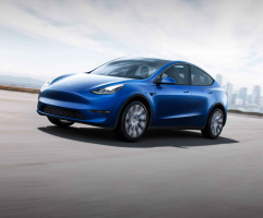 Tesla Model Y SUVs Recalled Over Trailer Brake Lights