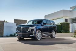 Cadillac Recalls Escalade and Escalade ESV SUVs