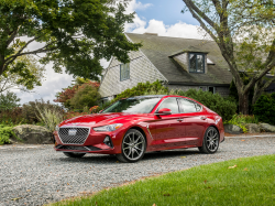 Genesis G70 Cars Recalled For Risk of Stalled Engines