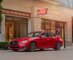 Infiniti Q50 and Q60 Cars Recalled After Crash