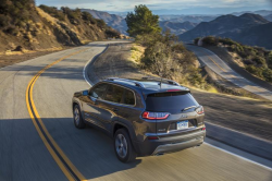Jeep Cherokees Recalled For Steering Issues