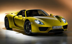 Porsche 918 Spyder Recalled To Fix Wiring Harness Problems