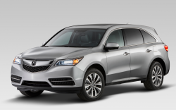 Acura MDX Recalled For Wiring Problems