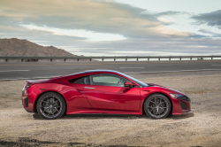 Acura NSX Recalls Issued For Gas Tanks and Brake Lights
