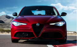 Alfa Romeo Giulia and Stelvio Recalled For Stalling