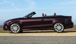Audi A3 Cabriolet Recalled Because of Seat Cover Stitching