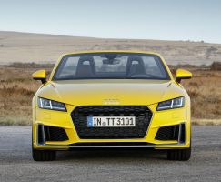 Audi TT and A3 Vehicles Recalled Over Fuel Leaks