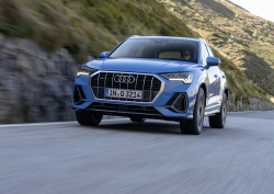 Audi Q3 SUVs Recalled For Turn Signal Failures