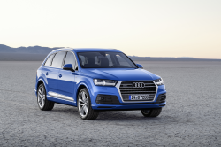 Steering Audi Q7 squeal brakes says lawsuit
