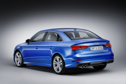 Audi Recalls A3 and RS 3 Cars To Replace Head Restraints