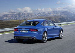 Audi RS 7 Recalled For Wrong Tire Labels