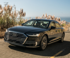 Audi Recalls A8 and S8 Due to Fire Risk