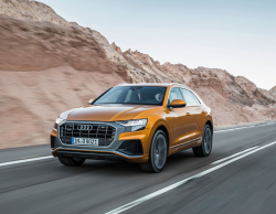 Audi Recalls Q7 and Q8 SUVs For Steering Problems