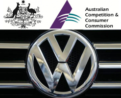 Australia Files Lawsuit Against Volkswagen