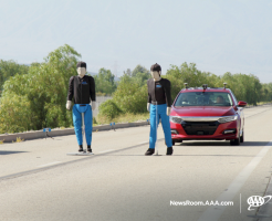 Does Automatic Emergency Braking With Pedestrian Detection Work?