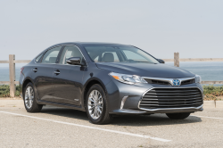 Toyota Recalls Avalon Hybrid and Camry Hybrid