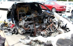 Barrett Riley Tesla Model S Crash Focus of Lawsuit