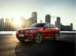 BMW Recalls X3 and X4 Vehicles For Brake Problems