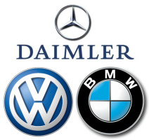 BMW, Daimler and VW Broke Antitrust Laws: EU