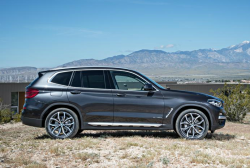 BMW Recalls X3, X4 and M40i Models To Replace Seats