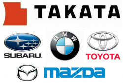 BMW, Mazda, Subaru and Toyota Will Settle Takata Lawsuits