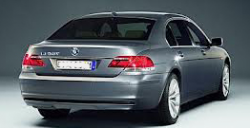 BMW Recalls 7-Series Vehicles to Fix Transmission Control Problem