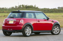 BMW Recalls MINI Coopers With Spare Tires That Fall From Cars