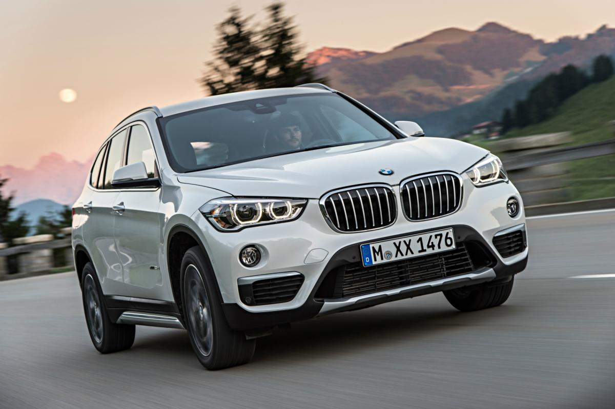 BMW Recalls X1 SUVs That May Not Protect Occupants