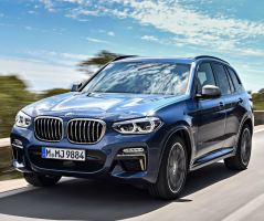 Recall: BMW Tells Owners To Park Their X3 and X4 Vehicles