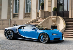 Bugatti Chiron Recalled: Flying Doctors to the Rescue