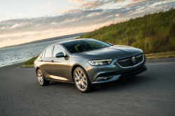 GM Recalls Buick Regals With Seat Frame Problems