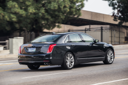 Cadillac CT6 Cars Recalled For Child Seat Restraint Issues