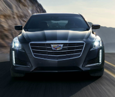 Cadillac CTS-V Sport Recall Issued After Wheels Lock Up