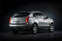 Cadillac SRX Rear Toe Link Adjusters Investigated