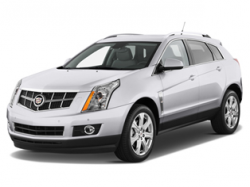 Cadillac SRX Recalled Because Wheels Could Fall Off