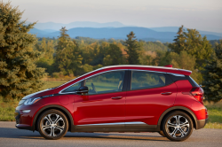 Chevrolet Bolt Class Action Lawsuit Says Battery Defective