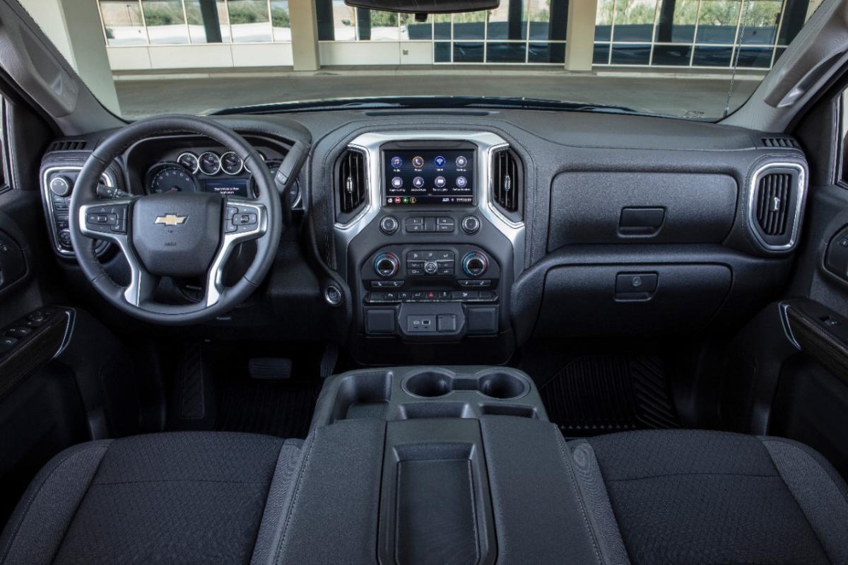 Chevrolet Silverado 1500 and GMC Sierra 1500 Recalled