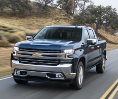 GM Recalls Silverados and Sierras Over Fire Risk