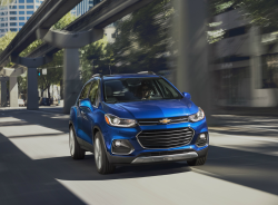 Chevrolet Trax Recall Issued For Lower Control Arm Separations